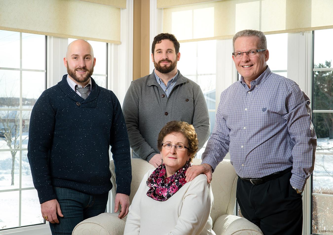 Inglis-Family